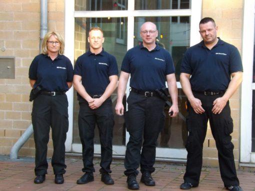 Sicherheitspersonal